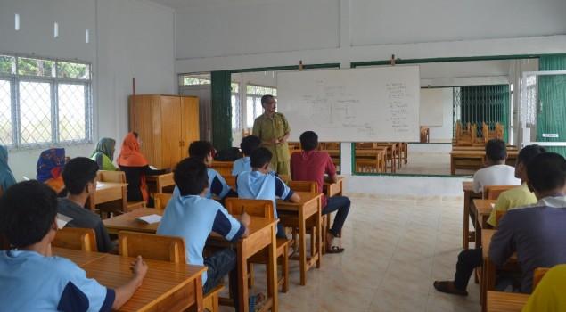 Serunya Bersekolah di LPKA Muara Bulian