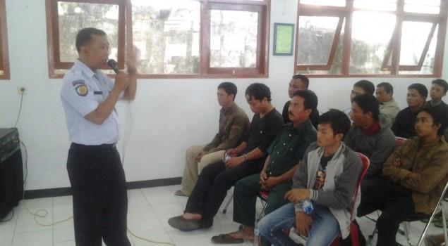Bapas Kediri Sosialisasikan Institusi Penerima Wajib Lapor