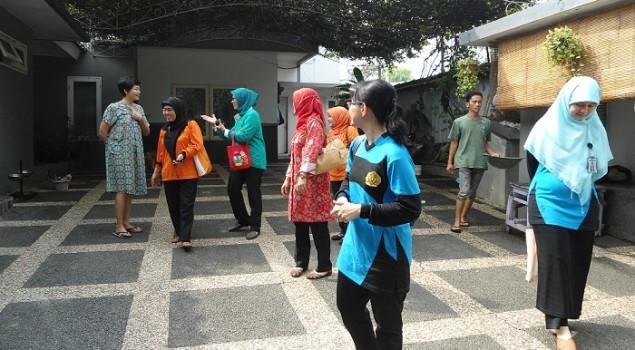 Lapas Terbuka Jakarta Aktif Ikuti Gerakan Jumat Sehat