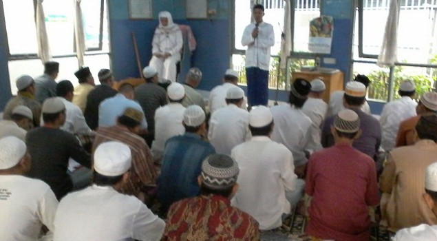 Petugas dan WBP Rutan Kandangan Rayakan Idul Adha