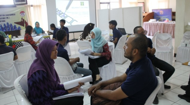 Bapas Jakarta Timur-Utara Pelopor Kegiatan Assessment di Indonesia