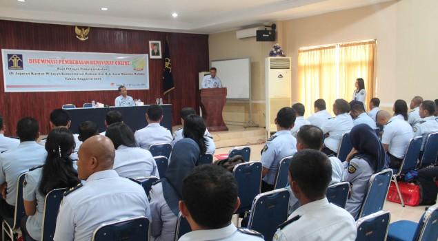 Kakanwil Maluku: Program Integrasi Penting dalam Pembinaan WBP
