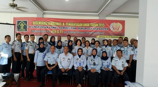 Kakanwil Banten: PK Harus Miliki Kualifikasi Tinggi