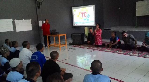 BNNP Sulsel Puji Program Rehab Lapas Narkotika Sungguminasa