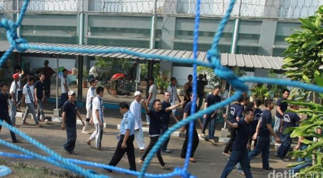 Ditjen PAS: 15 Personel TNI Perkuat Pengamanan Lapas Narkotika Jakarta