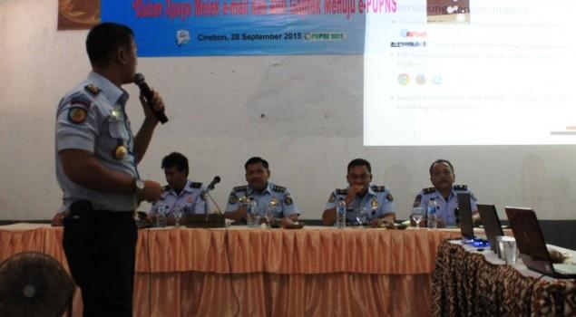 Karutan Cirebon: Seluruh Pegawai Harus Melek IT