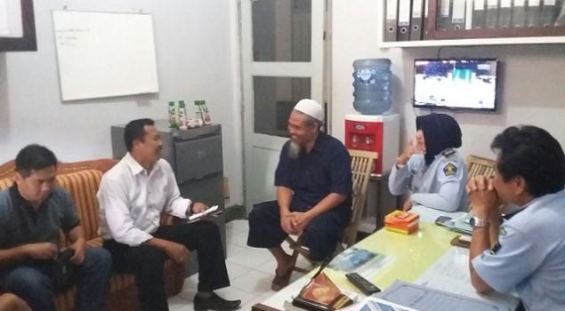 Abu Tholut Bebas Bersyarat dari Lapas Semarang