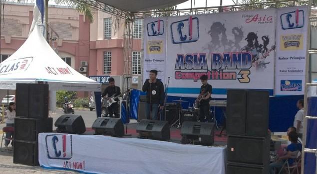Ikuti Asia Band Competition 3, Lapas Tasikmalaya Juara Harapan I