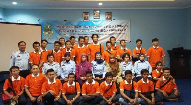 Bapas Bogor Tingkatkan Keterampilan & Rehab Sosial ABH