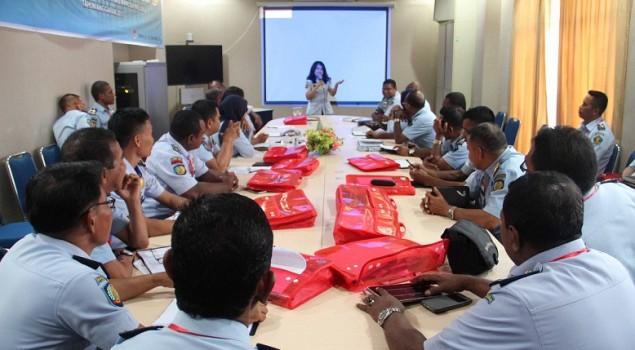 Kadiv PAS Maluku: Penataan Pelayanan Tahanan Harus Sesuai SOP