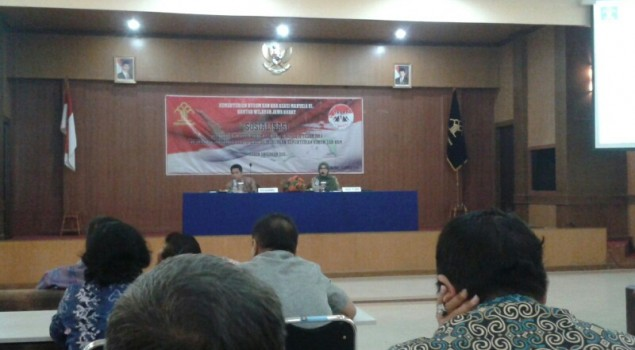 Rupbasan Bandung Ikuti Sosialisasi Pengendalian Gratifikasi