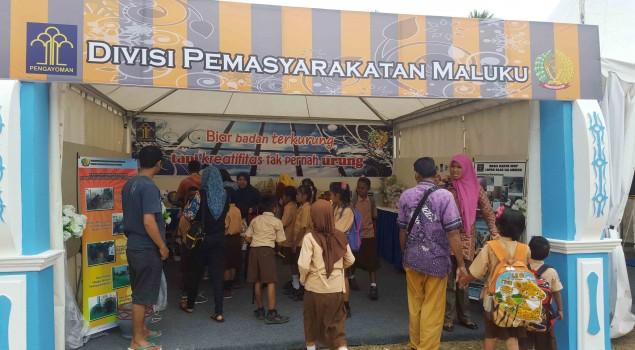 Maluku Expo 2015 Jadi Ajang Pameran Karya WBP