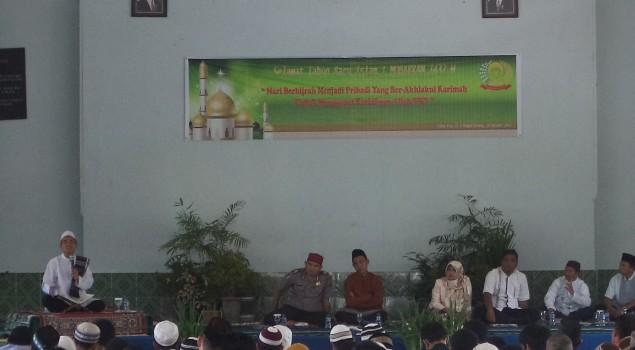 Lapas Pangkalpinang Peringati 1 Muharram dengan Tabligh Akbar