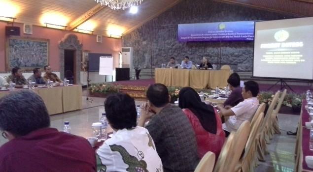 Ditjen PAS - HCPI Evaluasi dan Bahas Tindak Lanjut Pasca Kemitraan