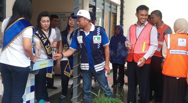 Utusan PDAM se-Indonesia Study Banding di Lapas Wanita Malang