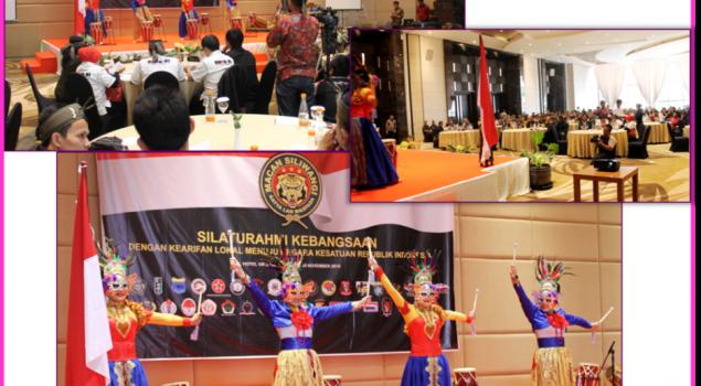 Rampak Kendang Lapas Wanita Bandung Pukau Peserta Silaturahmi Kebangsaan