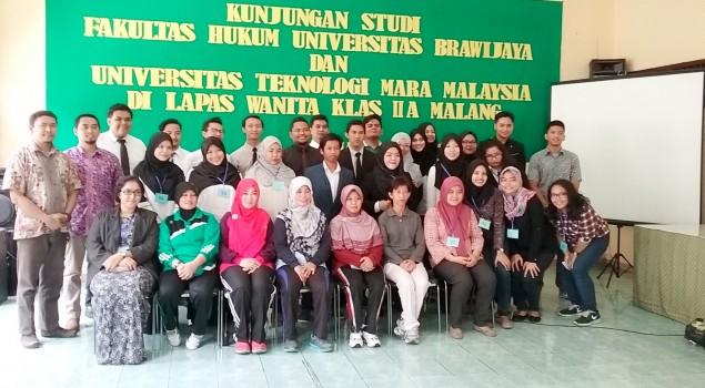 Dua Universitas Terkemuka Belajar di Lapas Wanita Malang
