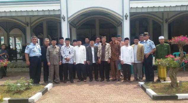 Lapas Warungkiara Belajar Program Kepesantrenan ke Pesantren Lapas Cianjur