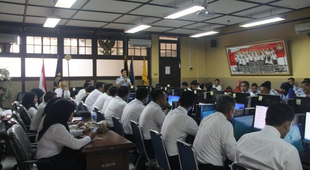 AKIP Dijadikan Basis Pengembangan Sistem Database Pemasyarakatan (SDP)