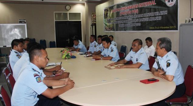 Pengawasan Internal Petugas Pemasyarakatan Tanggung Jawab Bersama