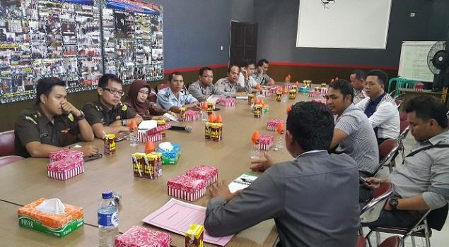 PK Bapas Amuntai Jadi Anggota TAT Polres Balangan