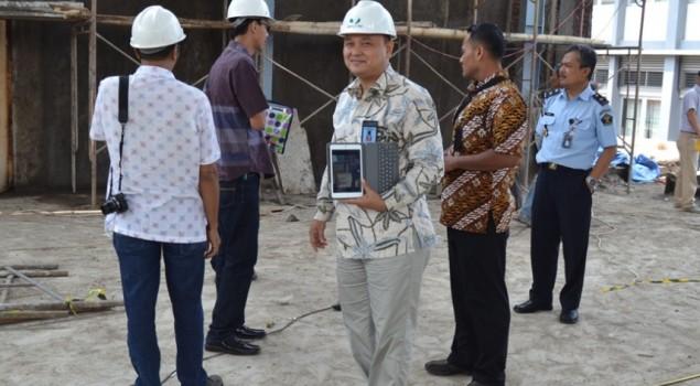Rupbasan Bandung Terima Kunjungan Tim Monev Ditjen PAS