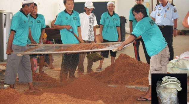 WBP Lapas Pangkalpinang Galakkan Perkebunan Jamur Tiram