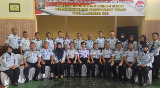 Ditjen PAS Sosialisasi Rehabilitasi Bagi WBP Pengguna/Korban Narkotika Di Lapas & Rutan