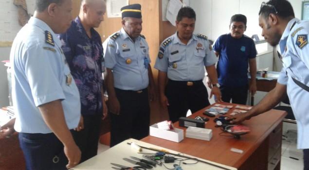 Kemenkumham Papua Gandeng BNN Perangi Narkoba di Lapas