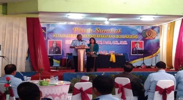 Krismono: Lapas Lowokwaru adalah Role Model Lapas se-Indonesia