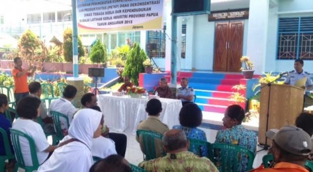 160 Warga Binaan Lapas Abepura, Jayapura Ikuti Pelatihan