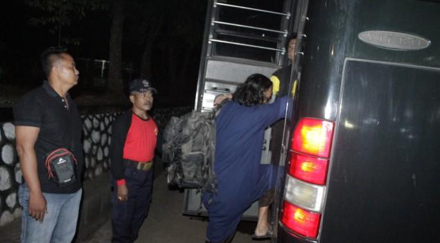 Lapas Semarang Pindahkan Dua Napi Terorisme
