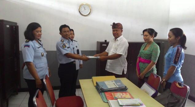 Rutan Negara Resmi Jadi Pos Bapas Wilayah Kerja Kabupaten Jembrana