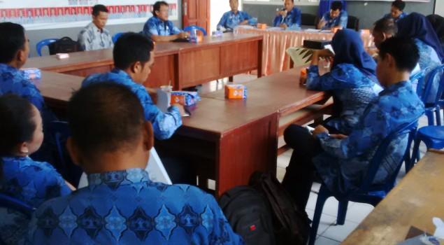 Koordinasi & Konsultasi PK/PPK Pada BAPAS & POS BAPAS Se-Bengkulu, PASTI SINERGI!