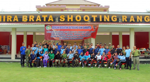 Lapas Banda Aceh Wujudkan Aparatur Yang Tanggap dan Cekatan Dalam Melakukan Pengamanan