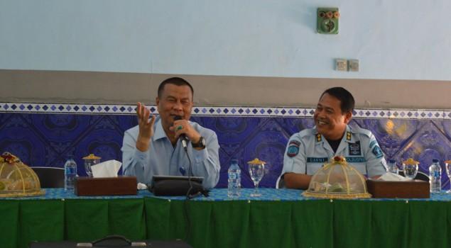 Kakanwil Jatim: Petugas PAS Harus Profesional