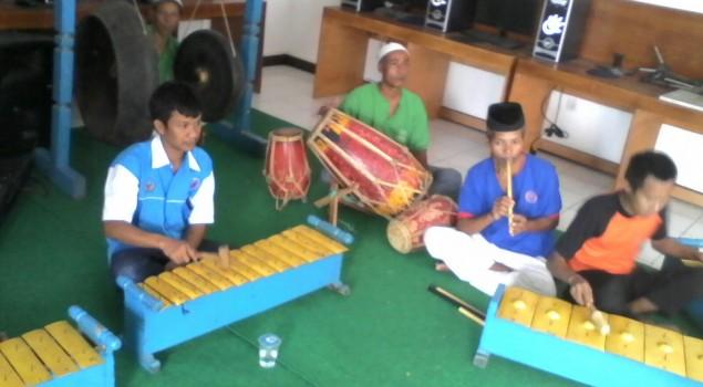 Datangkan Kesenian Degung, Rutan Pandeglang Apresiasi Musik Sunda