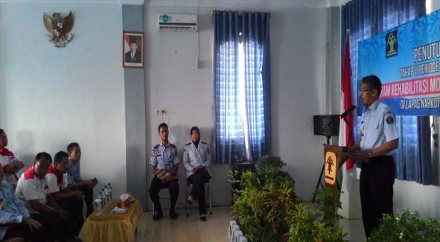 53 WBP Karang Intan Selesaikan Program Rehabilitasi Tahap II