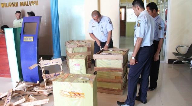 Divisi PAS Maluku Terima Perangkat SDP
