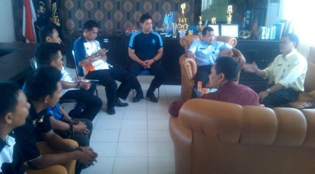 Lapas Narkotika Sungguminasa-BNN Koordinasikan Program Rehab Narkoba