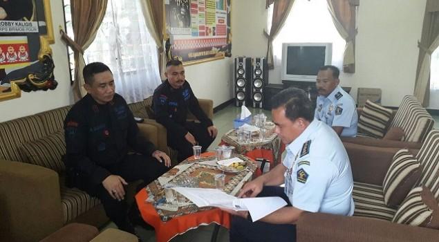 Lapas Cirebon Koordinasikan Pengamanan dengan Brimob Cirebon