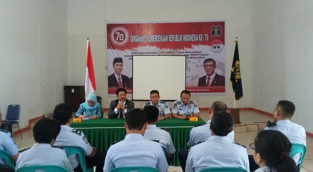 Kedatangan Komisi III, Lapas Padangsidimpuan Diingatkan Soal Over Kapasitas