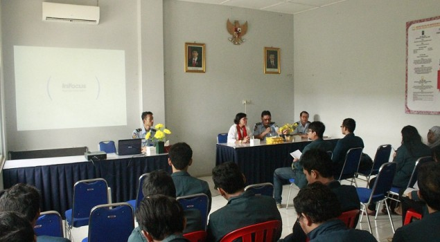Lapas Semarang Terima Kunjungan Lapangan Mahasiswa FH Undip