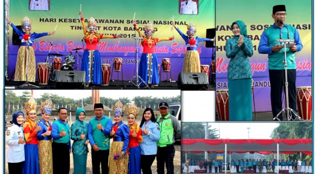 Ridwan Kamil Puji Tim Rampak Kendang Lapas Wanita Bandung