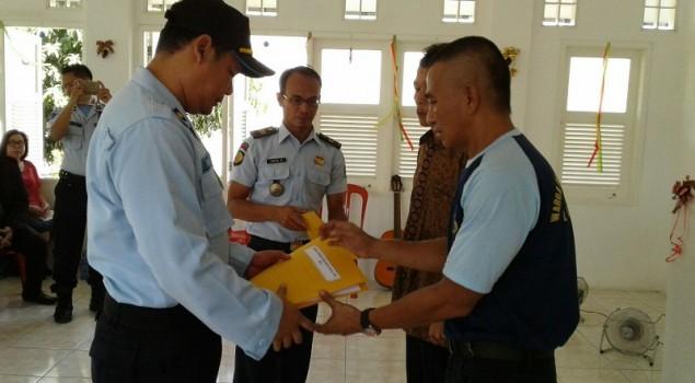 Kasih Natal bagi WBP Lapas Gunung Sindur & Rutan Bandung