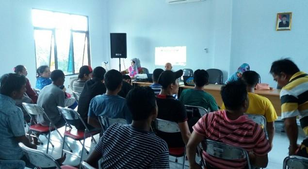 Penyuluhan HIV/AIDS Jangkau Klien Dewasa Kasus Narkoba di Bapas Bengkulu