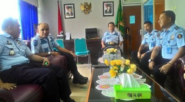 Lapas Pariaman Studi Banding ke Lapas Semarang, NK, & Cipinang