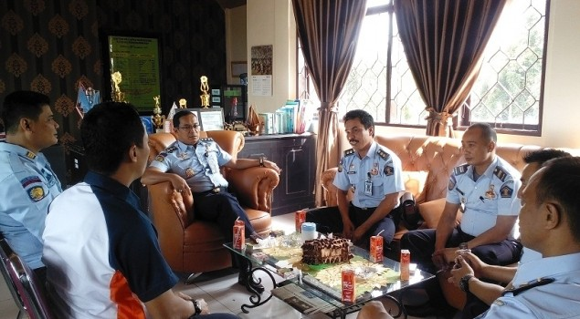 Rutan Unaaha Studi Banding ke Lapas Narkotika Sungguminasa
