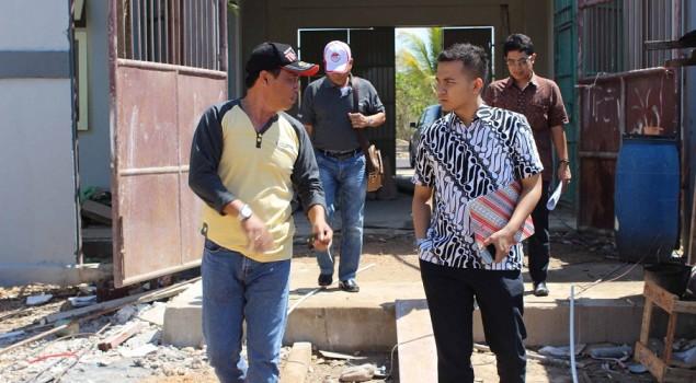 Tim Supervisi Ditjen PAS Pantau Pembangunan UPT PAS di Maluku