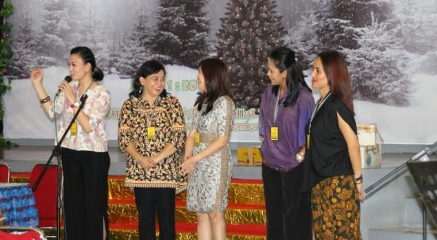 Bersama Women Ambassador, Lapas Wanita Tangerang Berbagi Kasih